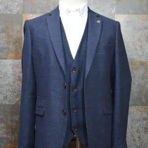 Marc Darcy Dexter Speckle Suit