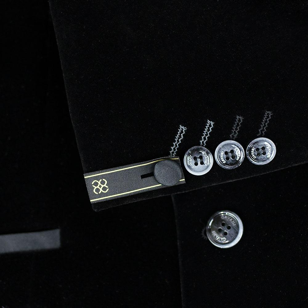 34fddbf6c0c44 Rosa Black Velvet Blazer | Mr. Munro